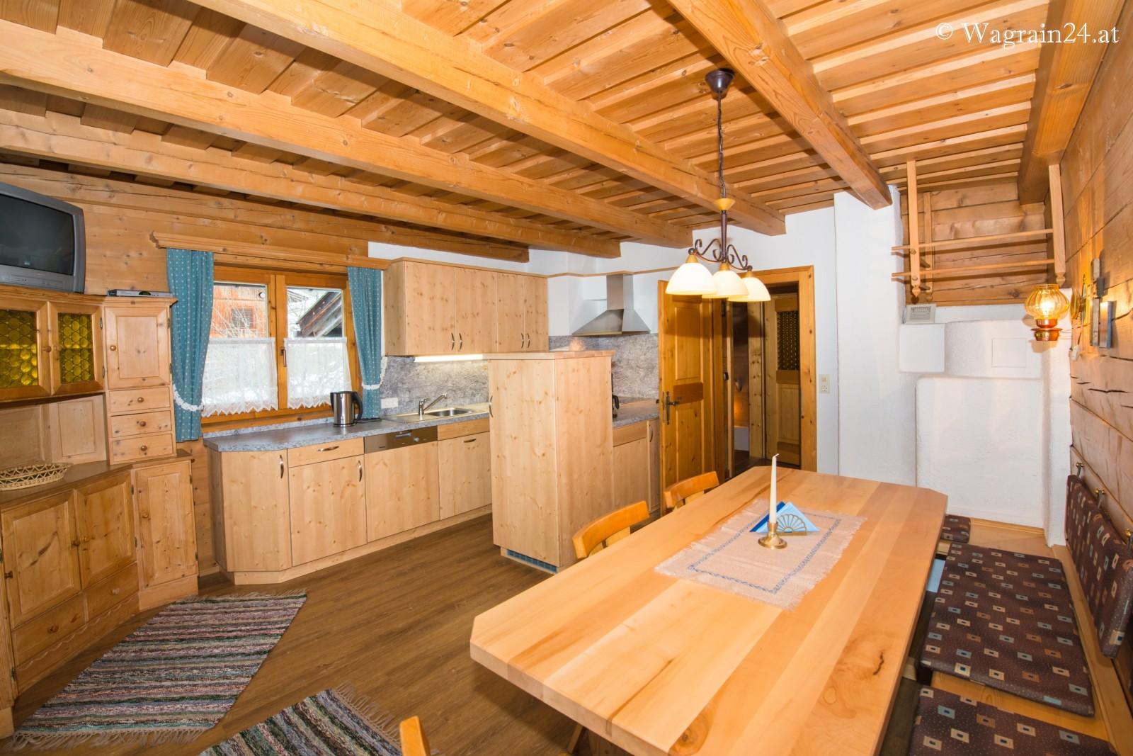 Gemütlich Blockhaus Küche Back Ideen Ideen - Küchen Design Ideen ...